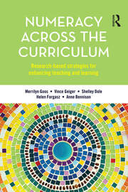 Numeracy Across the Curriculum - 1st Edition book cover
