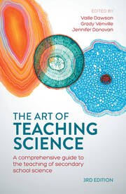 The Art of Teaching Science - 3rd Edition book cover