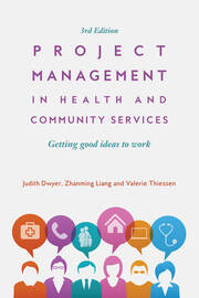 Project Management in Health and Community Services - 3rd Edition book cover