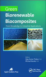 Green Biorenewable Biocomposites - 1st Edition book cover
