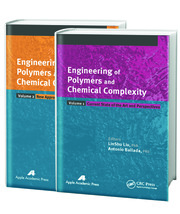 Engineering of Polymers and Chemical Complexity, Two-Volume Set
