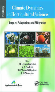 Climate Dynamics in Horticultural Science, Volume Two - 1st Edition book cover