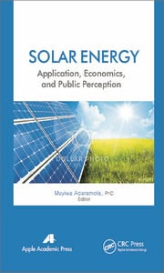 Solar Energy: Application, Economics, and Public Perception