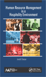 Human Resource Management in a Hospitality Environment - 1st Edition book cover