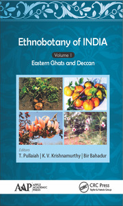 Ethnobotany of India, Volume 1: Eastern Ghats and Deccan