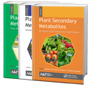 Plant Secondary Metabolites, Three-Volume Set