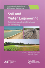 Soil and Water Engineering: Principles and Applications of Modeling