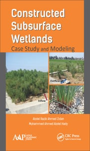 Constructed Subsurface Wetlands: Case Study and Modeling