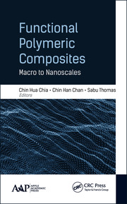Functional Polymeric Composites: Macro to Nanoscales