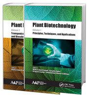 Plant Biotechnology, Two-Volume Set