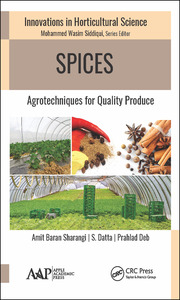 Spices - 1st Edition book cover
