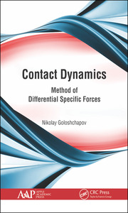 Contact Dynamics : Method of Differential Specific Forces - 1st Edition book cover