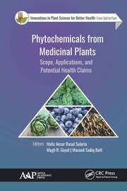 Phytochemicals from Medicinal Plants - 1st Edition book cover