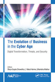 The Evolution of Business in the Cyber Age - 1st Edition book cover