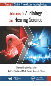 Advances in Audiology and Hearing Science - 1st Edition book cover