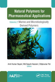Natural Polymers for Pharmaceutical Applications - 1st Edition book cover