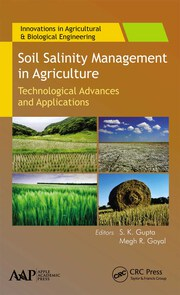 Soil Salinity Management in Agriculture - 1st Edition book cover