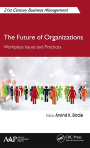 The Future of Organizations - 1st Edition book cover