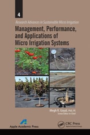 Management, Performance, and Applications of Micro Irrigation Systems - 1st Edition book cover