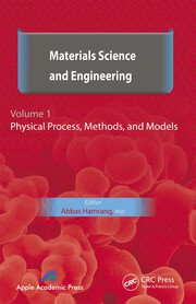 Materials Science and Engineering. Volume I - 1st Edition book cover