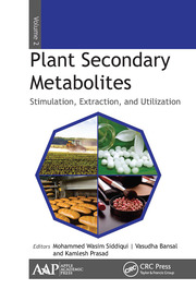 Plant Secondary Metabolites, Volume Two - 1st Edition book cover