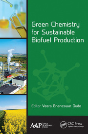 Green Chemistry for Sustainable Biofuel Production - 1st Edition book cover
