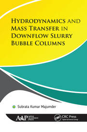Hydrodynamics and Mass Transfer in Downflow Slurry Bubble Columns - 1st Edition book cover