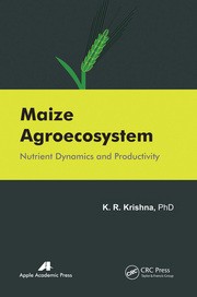 Maize Agroecosystem - 1st Edition book cover