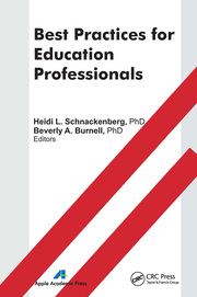 Best Practices for Education Professionals - 1st Edition book cover