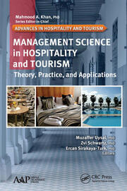 Management Science in Hospitality and Tourism - 1st Edition book cover