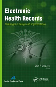 Electronic Health Records - 1st Edition book cover