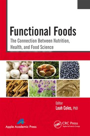 Functional Foods - 1st Edition book cover