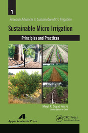 Sustainable Micro Irrigation - 1st Edition book cover