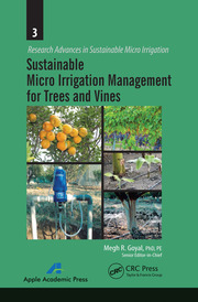 Sustainable Micro Irrigation Management for Trees and Vines - 1st Edition book cover