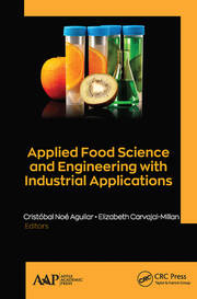 Applied Food Science and Engineering with Industrial Applications - 1st Edition book cover