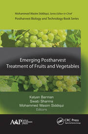 Emerging Postharvest Treatment of Fruits and Vegetables - 1st Edition book cover