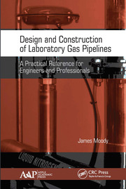 Design and Construction of Laboratory Gas Pipelines - 1st Edition book cover