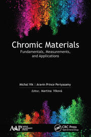 Chromic Materials - 1st Edition book cover