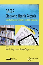 SAFER Electronic Health Records - 1st Edition book cover
