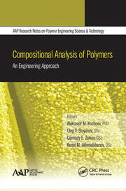 Compositional Analysis of Polymers - 1st Edition book cover