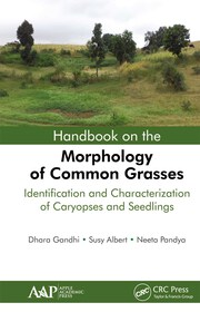 Handbook on the Morphology of Common Grasses - 1st Edition book cover