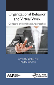 Organizational Behavior and Virtual Work - 1st Edition book cover