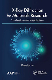 X-Ray Diffraction for Materials Research - 1st Edition book cover