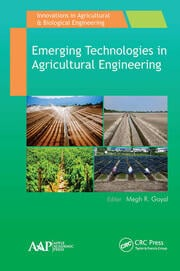 Emerging Technologies in Agricultural Engineering - 1st Edition book cover