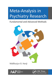 Meta-Analysis in Psychiatry Research - 1st Edition book cover