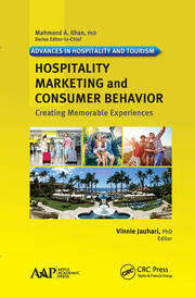 Hospitality Marketing and Consumer Behavior - 1st Edition book cover