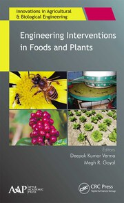 Engineering Interventions in Foods and Plants - 1st Edition book cover