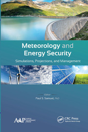 Meteorology and Energy Security - 1st Edition book cover