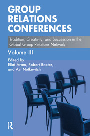 Group Relations Conferences - 1st Edition book cover