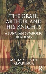 The Grail, Arthur and his Knights - 1st Edition book cover